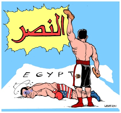 Full knock-out! Ill: Carlos Latuff